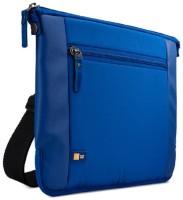 View Case Logic 11 inch Laptop Messenger Bag(Blue) Laptop Accessories Price Online(Case Logic)