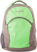 View Wildcraft 15 inch Laptop Backpack(Green) Laptop Accessories Price Online(Wildcraft)