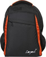 View Layout 15 inch Laptop Backpack(Multicolor) Laptop Accessories Price Online(Layout)