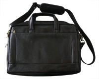 View Hidepark 13 inch Laptop Messenger Bag(Black) Laptop Accessories Price Online(Hidepark)