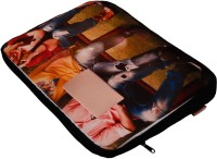 View Nostaljia 14 inch Expandable Sleeve/Slip Case(Multicolor) Laptop Accessories Price Online(Nostaljia)