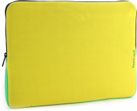 View Fastrack 16 inch Laptop Case(Yellow) Laptop Accessories Price Online(Fastrack)