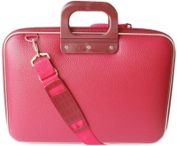 View Tootpado 15.6 inch Laptop Messenger Bag(Maroon) Laptop Accessories Price Online(Tootpado)