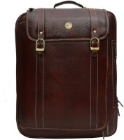 Hammonds Flycatcher 15.6 inch Laptop Messenger Bag(Brown)