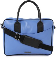 View Mast & Harbour 15 inch Laptop Messenger Bag(Blue) Laptop Accessories Price Online(Mast & Harbour)
