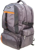 View Encore Luggage 15 inch Laptop Backpack(Grey) Laptop Accessories Price Online(Encore Luggage)