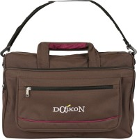 View Daikon 16 inch Laptop Messenger Bag(Brown) Laptop Accessories Price Online(Daikon)
