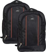 Vape 17 inch Expandable Laptop Backpack(Orange)