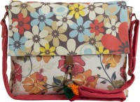 View The House of Tara 15 inch Laptop Messenger Bag(Multicolor) Laptop Accessories Price Online(The House of Tara)