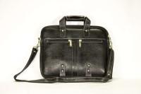 View American-Elm 13 inch Laptop Messenger Bag(Black) Laptop Accessories Price Online(American-Elm)