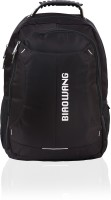 BIAOWANG 17 inch Expandable Laptop Backpack(Black)