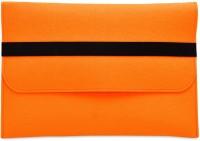 View orange13inchmacbookcover 13 inch Sleeve/Slip Case(Orange) Laptop Accessories Price Online(orange13inchmacbookcover)
