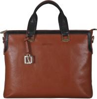 View Adamis 10 inch Laptop Messenger Bag(Tan) Laptop Accessories Price Online(Adamis)