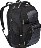 View Targus 16 inch Laptop Backpack(Black, Grey)  Price Online