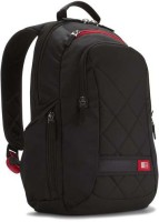 View Caselogic 14 inch Laptop Backpack(Black, Red) Laptop Accessories Price Online(Caselogic)