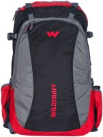 Wildcraft 16 inch Expandable Laptop Backpack(Red)