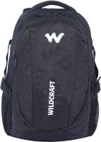 Wildcraft 17 inch Laptop Backpack(Black)