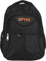 Spyki 18 inch Laptop Backpack(Black)