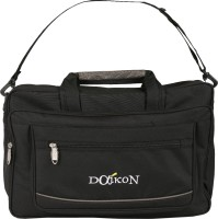 View Daikon 16 inch Laptop Messenger Bag(Black) Laptop Accessories Price Online(Daikon)