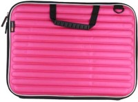 View Techbyte 15 inch Sleeve/Slip Case(Pink) Laptop Accessories Price Online(Techbyte)