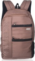 View Killer 15.6 inch Laptop Backpack(Brown) Laptop Accessories Price Online(Killer)