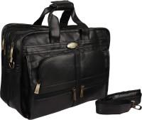 View Atlas 17 inch Laptop Messenger Bag(Black) Laptop Accessories Price Online(Atlas)
