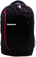 Lenovo 15.6 inch Expandable Laptop Backpack(Black, Red)