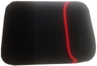 View TechGear 10 inch Sleeve/Slip Case(Black) Laptop Accessories Price Online(TechGear)