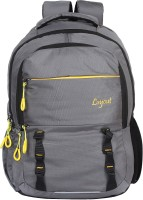 View Layout 15 inch Laptop Backpack(Grey) Laptop Accessories Price Online(Layout)