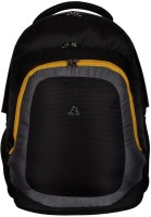 View Clubb 15 inch Expandable Laptop Backpack(Black, Grey) Laptop Accessories Price Online(Clubb)