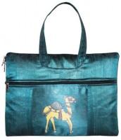 View Indha Craft 13 inch Sleeve/Slip Case(Green) Laptop Accessories Price Online(Indha Craft)