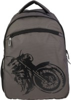 View Creative India Exports 15.6 inch Laptop Backpack(Grey) Laptop Accessories Price Online(Creative India Exports)