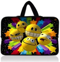 View Huado 15 inch Sleeve/Slip Case(Multicolor) Laptop Accessories Price Online(Huado)