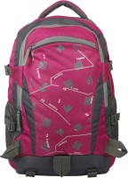 View Layout 16 inch Laptop Backpack(Purple) Laptop Accessories Price Online(Layout)