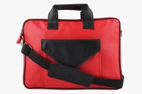 The Backbencher 14 inch Laptop Case(Red)