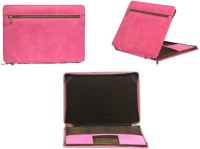 View JoJo 15 inch Laptop Case(Pink) Laptop Accessories Price Online(JoJo)