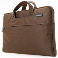 eShop24x7 13 inch Laptop Case(Brown)