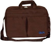 View ACB 16 inch Laptop Messenger Bag(Brown) Laptop Accessories Price Online(ACB)