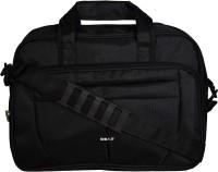 View Ideal 15 inch Expandable Laptop Messenger Bag(Black) Laptop Accessories Price Online(Ideal)