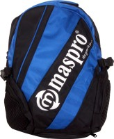 View Maspro 19 inch Laptop Backpack(Blue, Black) Laptop Accessories Price Online(Maspro)