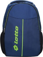 View Lotto 19 inch Laptop Backpack(Blue) Laptop Accessories Price Online(Lotto)