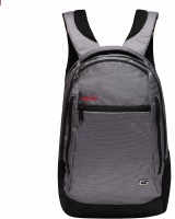 View Gear 15.6 inch Laptop Backpack(Grey) Laptop Accessories Price Online(Gear)