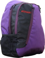 View Moladz 17 inch Laptop Backpack(Purple) Laptop Accessories Price Online(Moladz)