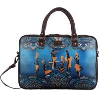 View Brandvilla 13 inch Expandable Laptop Backpack(Blue) Laptop Accessories Price Online(Brandvilla)