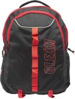 View Gleam 15 inch Laptop Backpack(Black) Laptop Accessories Price Online(Gleam)