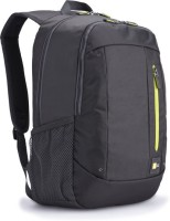 View Case Logic 16 inch Laptop Backpack(Grey) Laptop Accessories Price Online(Case Logic)