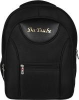 View Da Tasche 15.6 inch, 15 inch, 16 inch, 17 inch, 14 inch, 13 inch, 12 inch Laptop Backpack(Black) Laptop Accessories Price Online(Da Tasche)
