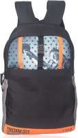 View Killer 15.6 inch Laptop Backpack(Black, Orange) Laptop Accessories Price Online(Killer)