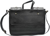 View Chanter 14 inch Laptop Messenger Bag(Black) Laptop Accessories Price Online(Chanter)