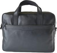 View DERA 15 inch Laptop Messenger Bag(Black) Laptop Accessories Price Online(DERA)